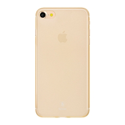 Чехол для iPhone 7 Plus Baseus Slim Gold