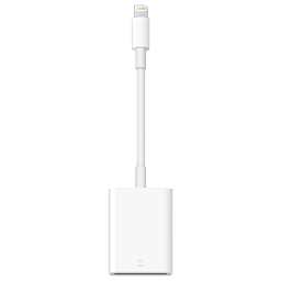 Переходник Apple Lightning to SD Card Camera Reader