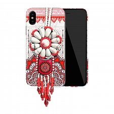 Чехол для iPhone X Hoco Dream Series Red