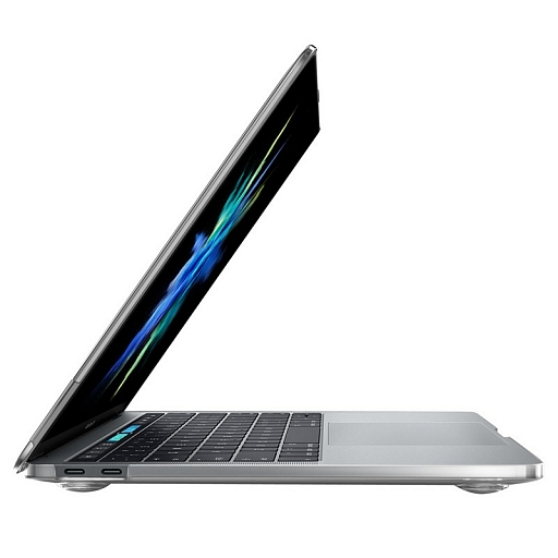 "Чехол на MacBook Pro 15"" (with touch bar) Baseus Space Shell Clear"