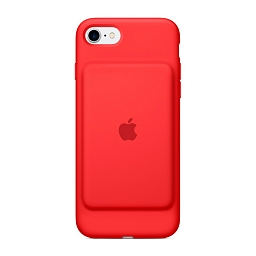 Чехол-батарея для iPhone 7 Apple Smart Battery Case Red