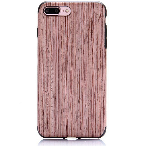 Чехол для iPhone 7 Plus Rock Wood Red sandalwood