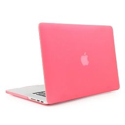 Чехол для MacBook Pro 15 Taikesen Hard Case Pink