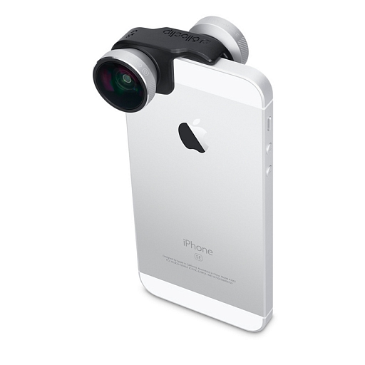 Объектив для iPhone 5/5S/SE, Olloclip 4-IN-ONE