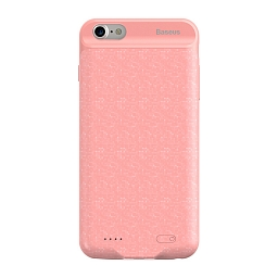 Чехол-батарея Baseus для iPhone 8/7 Pink (2500 mAh)