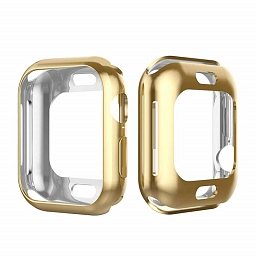 Чехол для Apple Watch Series 4 40mm Dixico PC Case Gold