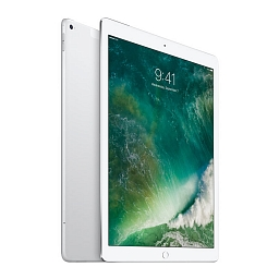 "iPad Pro 12.9"" (2017) Wi-Fi + Cellular 256GB - Silver"