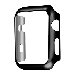 Чехол для Apple Watch Series 1/2/3 38mm COTEetCI SmartWatch PC Case Black