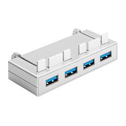 Концентратор Alcey USB 3.0 4 port Hub for Apple iMac