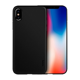 Чехол для iPhone XS Max Hoco Thin Series PP Case Jet Black