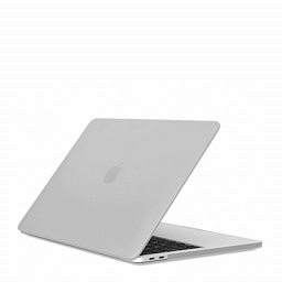 "Чехол для MacBook Pro 16"" Vipe with Touch Bar Сlear"