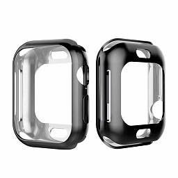 Чехол для Apple Watch Series 4 40mm Dixico PC Case Black