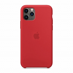 Чехол для iPhone 11 Pro Dixico Silicone Case (PRODUCT) RED
