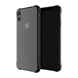 Чехол для iPhone XS Max Hoco Armor Series Shatterproof Case Black