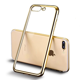 Чехол для iPhone 8 Plus/7 Plus Fant Gold