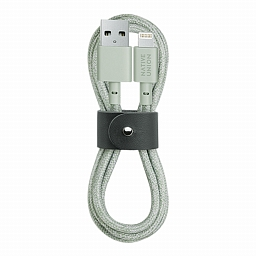 Кабель Native Union Belt Cable Kevlar Lightning Sage (1,2m)