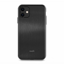 Чехол для iPhone 11 Moshi iGlaze Black