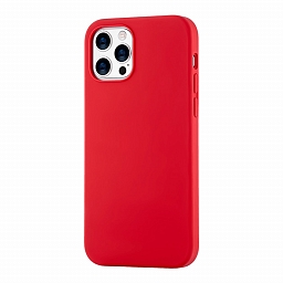 Чехол для iPhone 12/12 Pro uBear Touch Case Rich Red