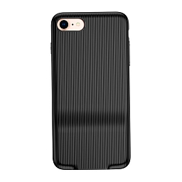 Чехол-адаптер для iPhone 7/8/SE Baseus Audio Case Black