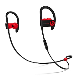 Наушники беспроводные Beats Powerbeats3 Wireless Decade Collection Defiant Black/Red
