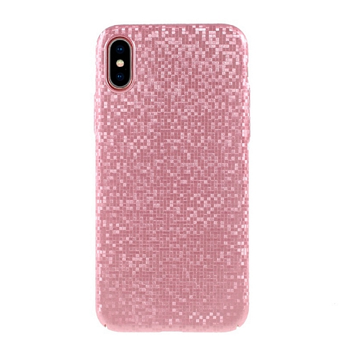 Чехол для iPhone X/XS Dixico Protective Equipment Rose