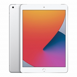 "iPad 10,2"" (8th Gen, 2020) 128Gb WiFi + Cellular - Silver"